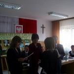 Kasia Kozak z klasy VI